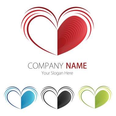 Company (Business) Logo Design, Vector, Heart