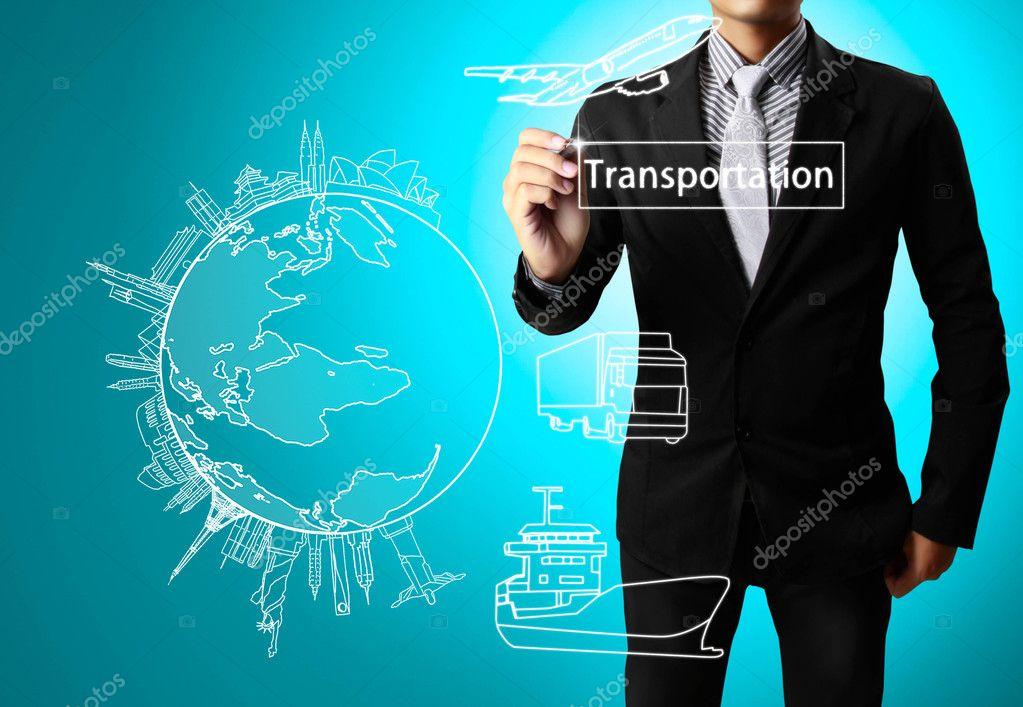 Drawing transportation