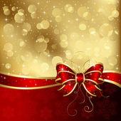 Vánoční přání s lukem