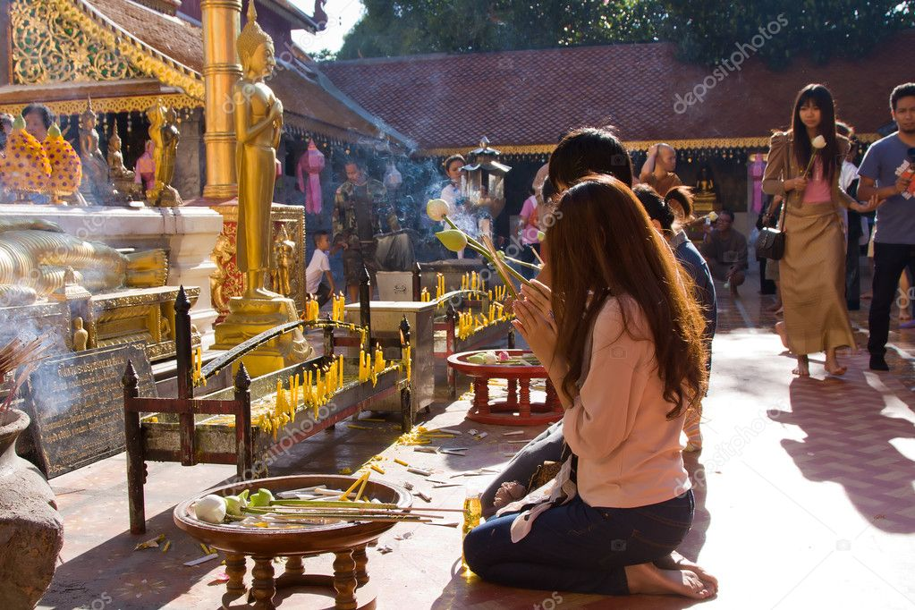 essay about loy krathong Students and lantern