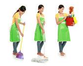 Fotografie práce v domácnosti