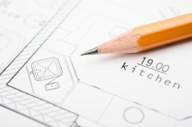 Development of technical documentation for building