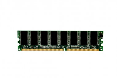 Image of back view of memory