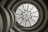 Solomon R. Guggenheim Múzeum belső