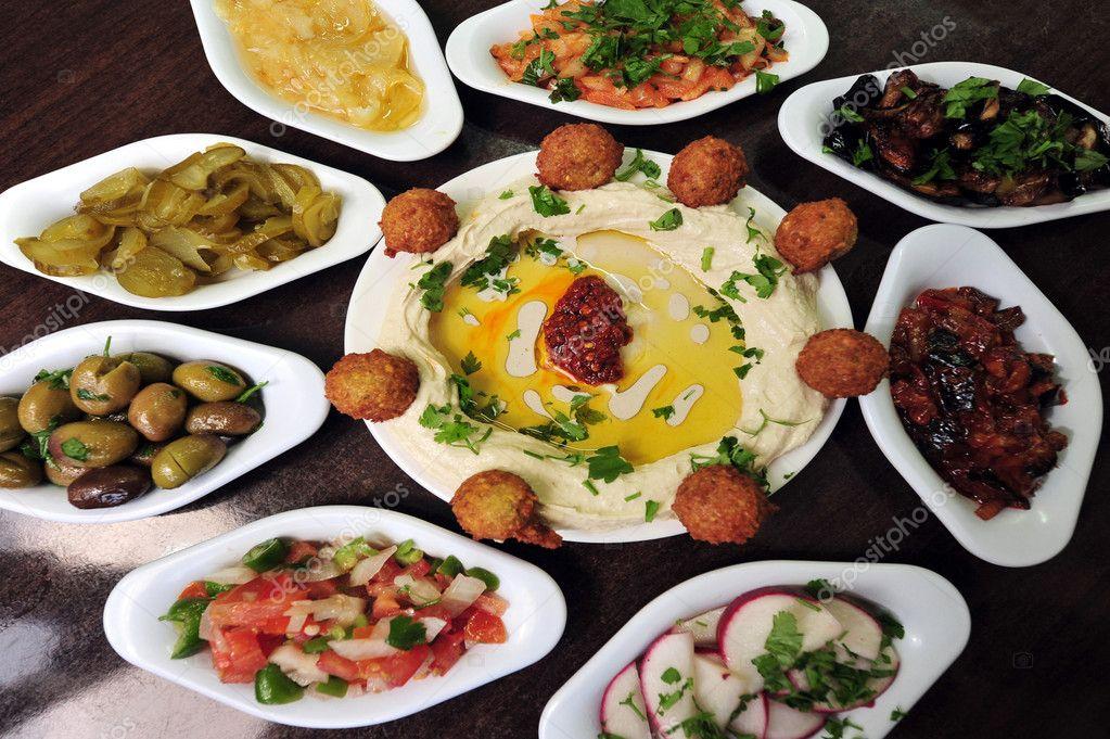 Food and Cuisine - Hummus