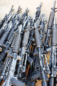Fotografie militärische Ausrüstung