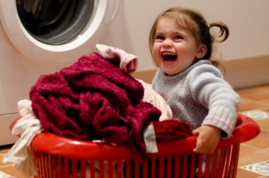 Childhood - Clothing and Laundry