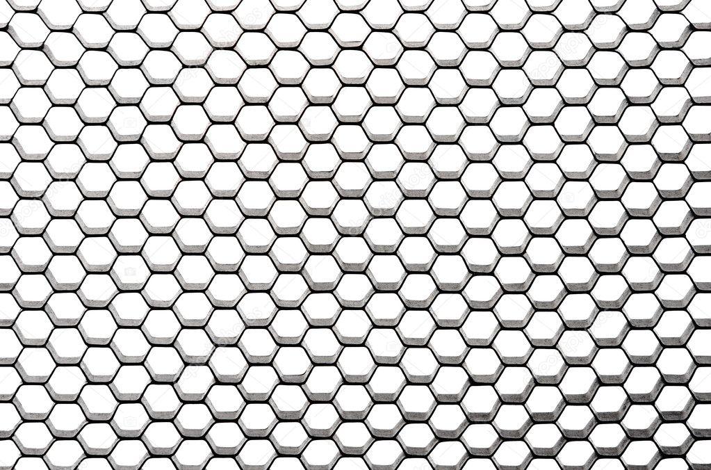 Bijenkorf patroon met diagonale perspectief — Stockfoto © OtnaYdur ...