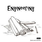 Fotografia progetti di ingegneria