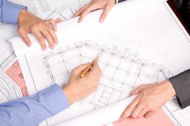 Explaining new project