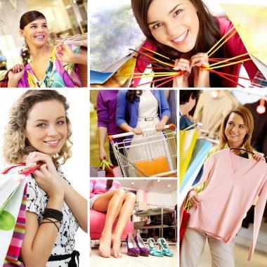 Shopping theme