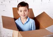 A fiú doboz