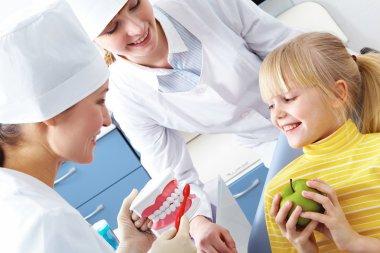 Care dental hygiene