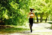 podzimní fitness