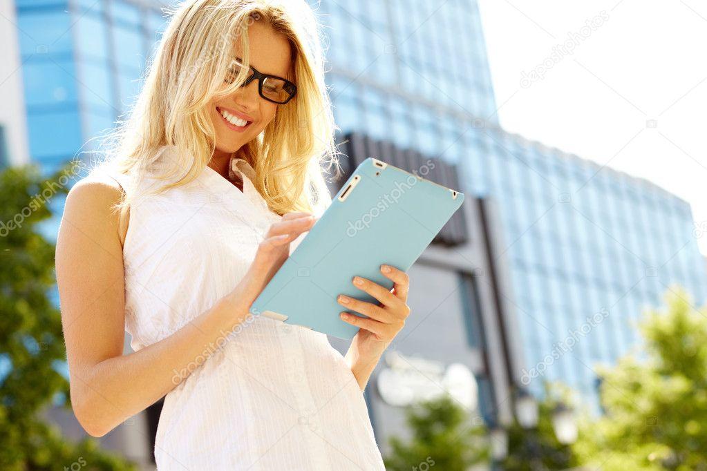 Using digital pad