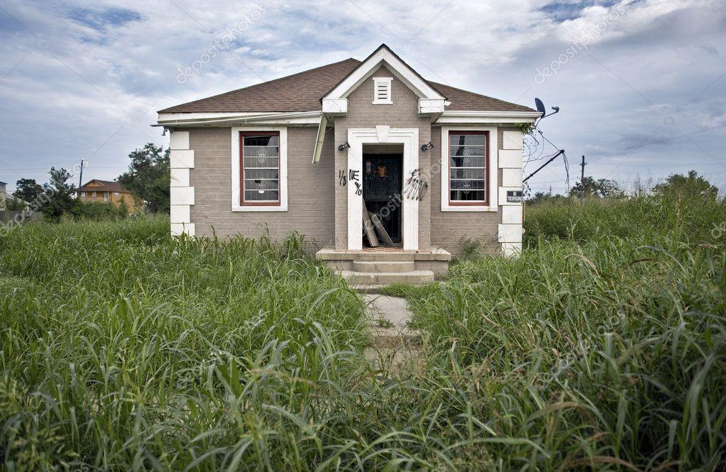 D truit la maison apr s l 39 ouragan katrina la nouvelle for Apres shampoing maison