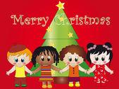 Fotografie Vánoční dětí