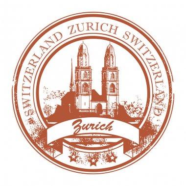 Zurich stamp