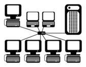 počítačové sítě lan