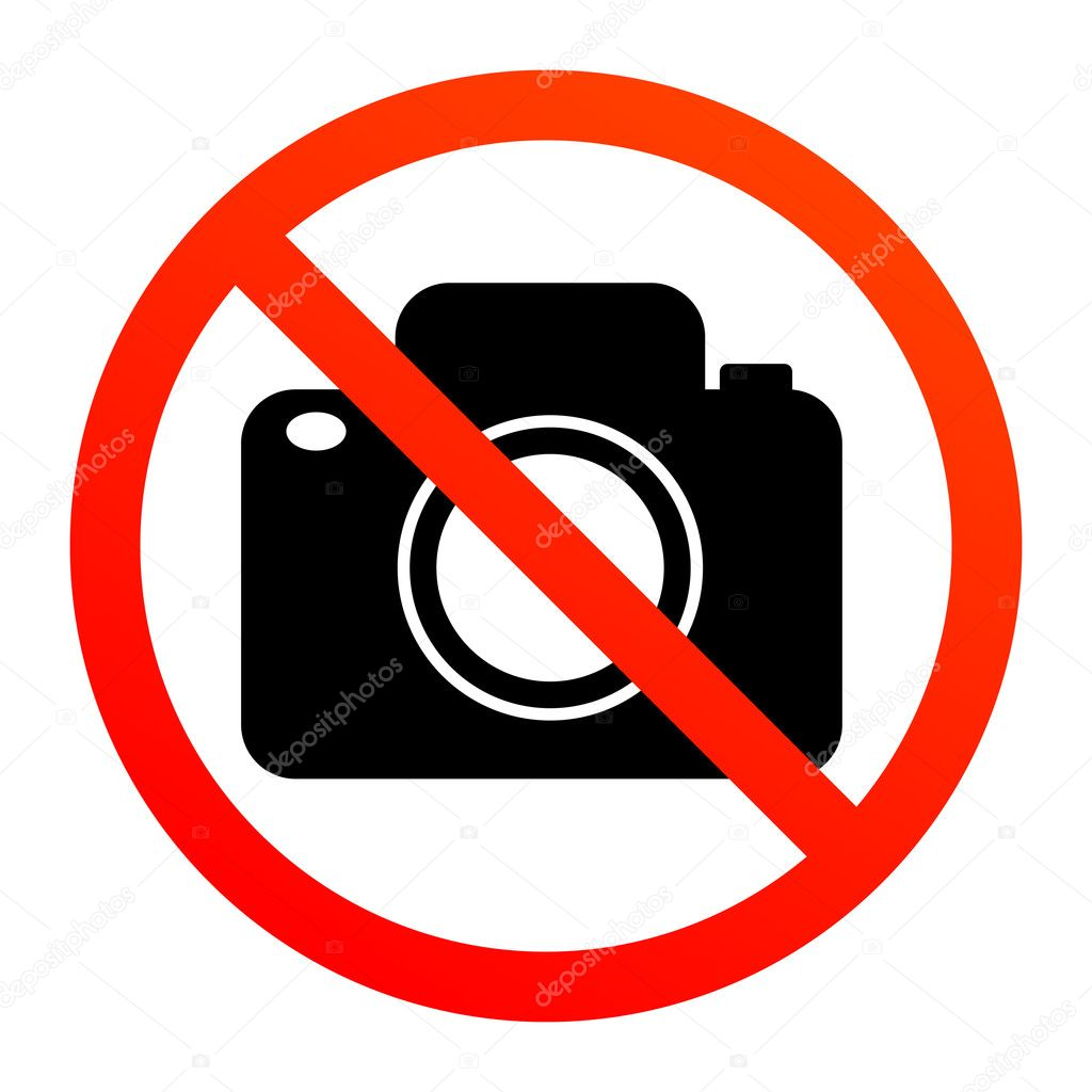no photography stock vector fla 11362488 rh depositphotos com photography vector art photography vector logo free