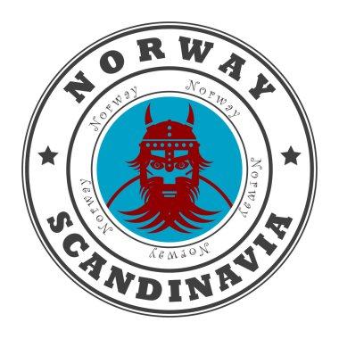 Stamp Norway, Scandinavia