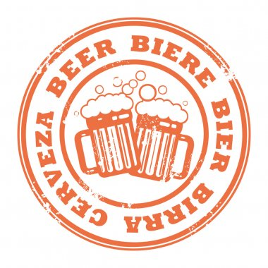 Stamp beer