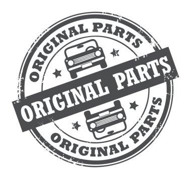 Original Parts stamp