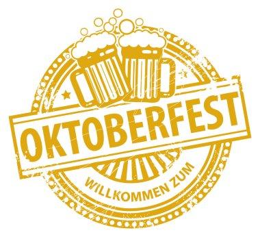 Oktoberfest stamp