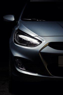 Front car lights