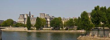 Le Marais district, Paris - Panorama