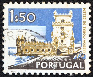 PORTUGAL - CIRCA 1972: A stamp printed in Portugal from the