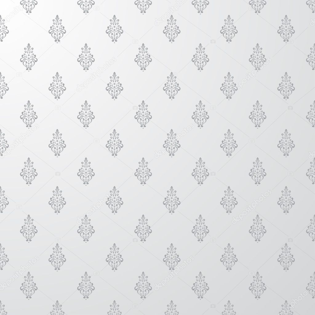 Vintage baroque background pattern