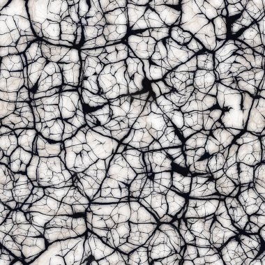 Cracks. Seamless background