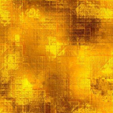 Gold. Seamless texture