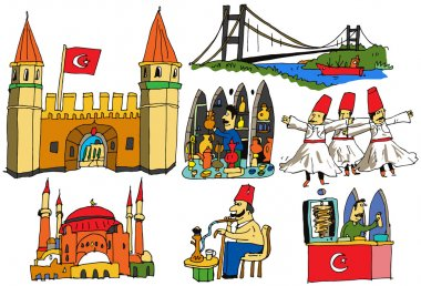 Turkey - National scenes