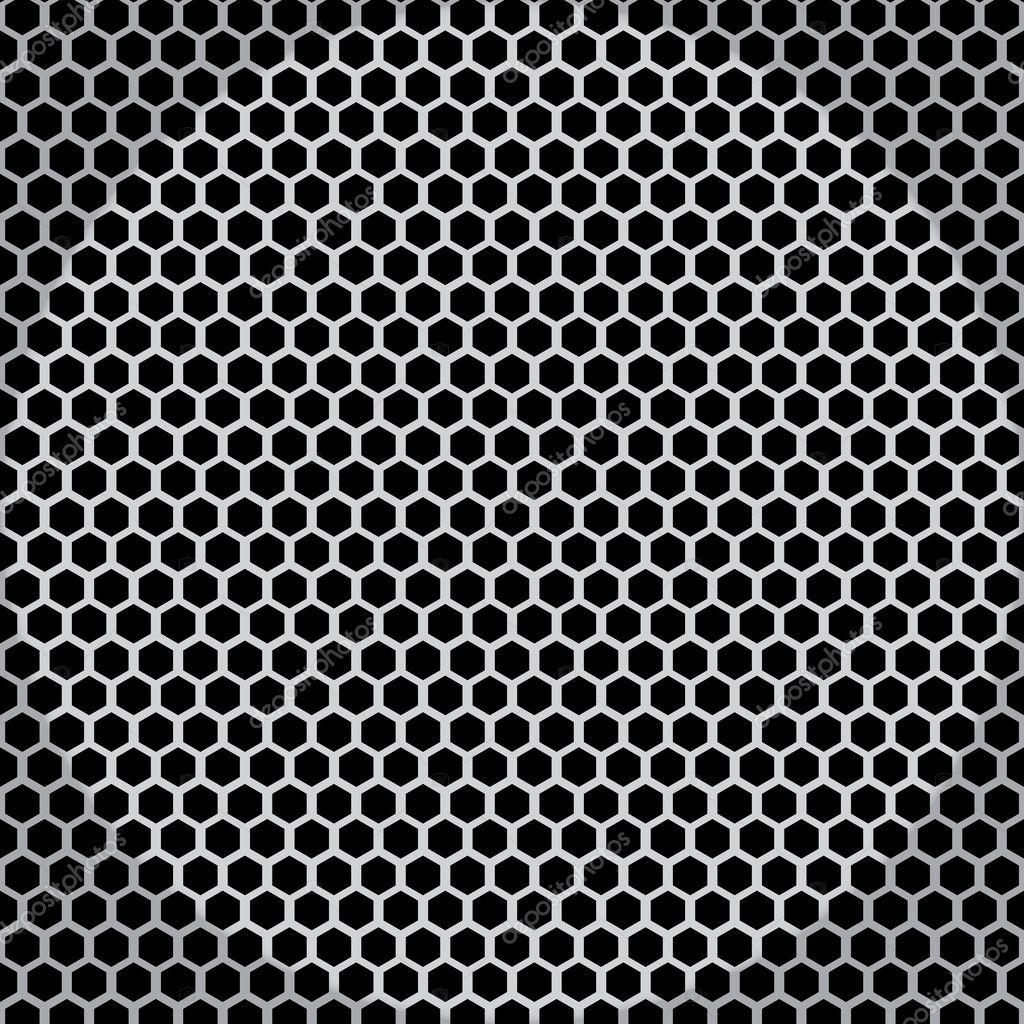Metal net seamless texture — Stock Vector © skiny25 #11823880
