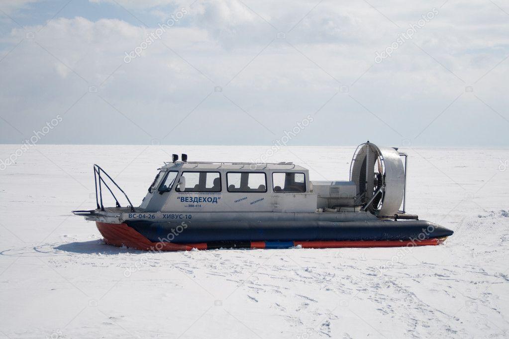 All-seasonal hovercraft