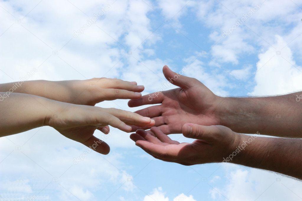 Extend a helping hand