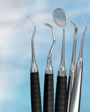 Dentist tools 1