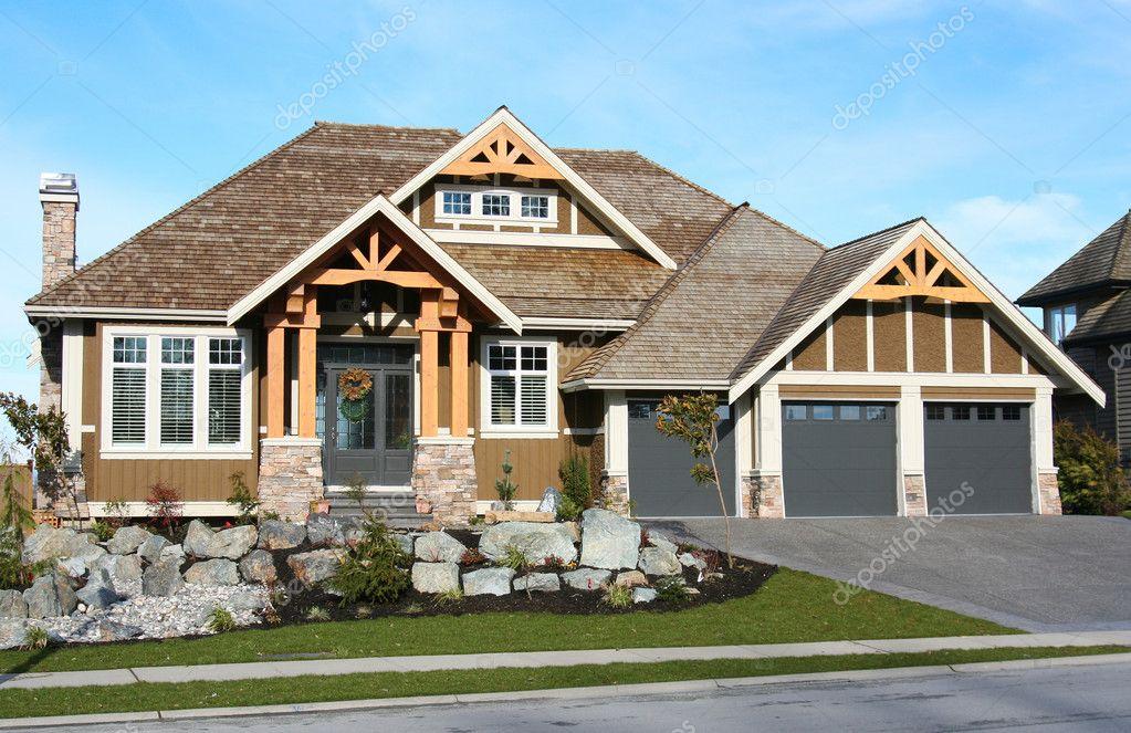 Een Nieuw Huis : Nieuw huis u2013 redactionele stockfoto © hannamariah #11286255