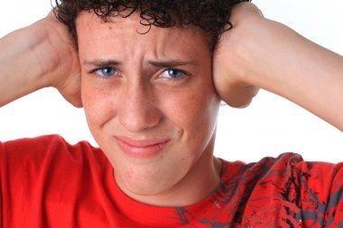Teenage boy