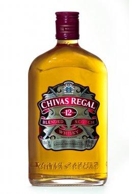 Chivas Regal Blended Scotch Whiskey.