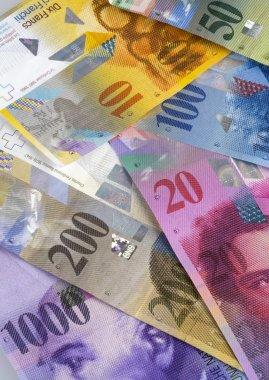 Swiss Bank bills