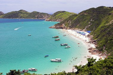 Arraial do Cabo - Caribbean beach in BRAZIL