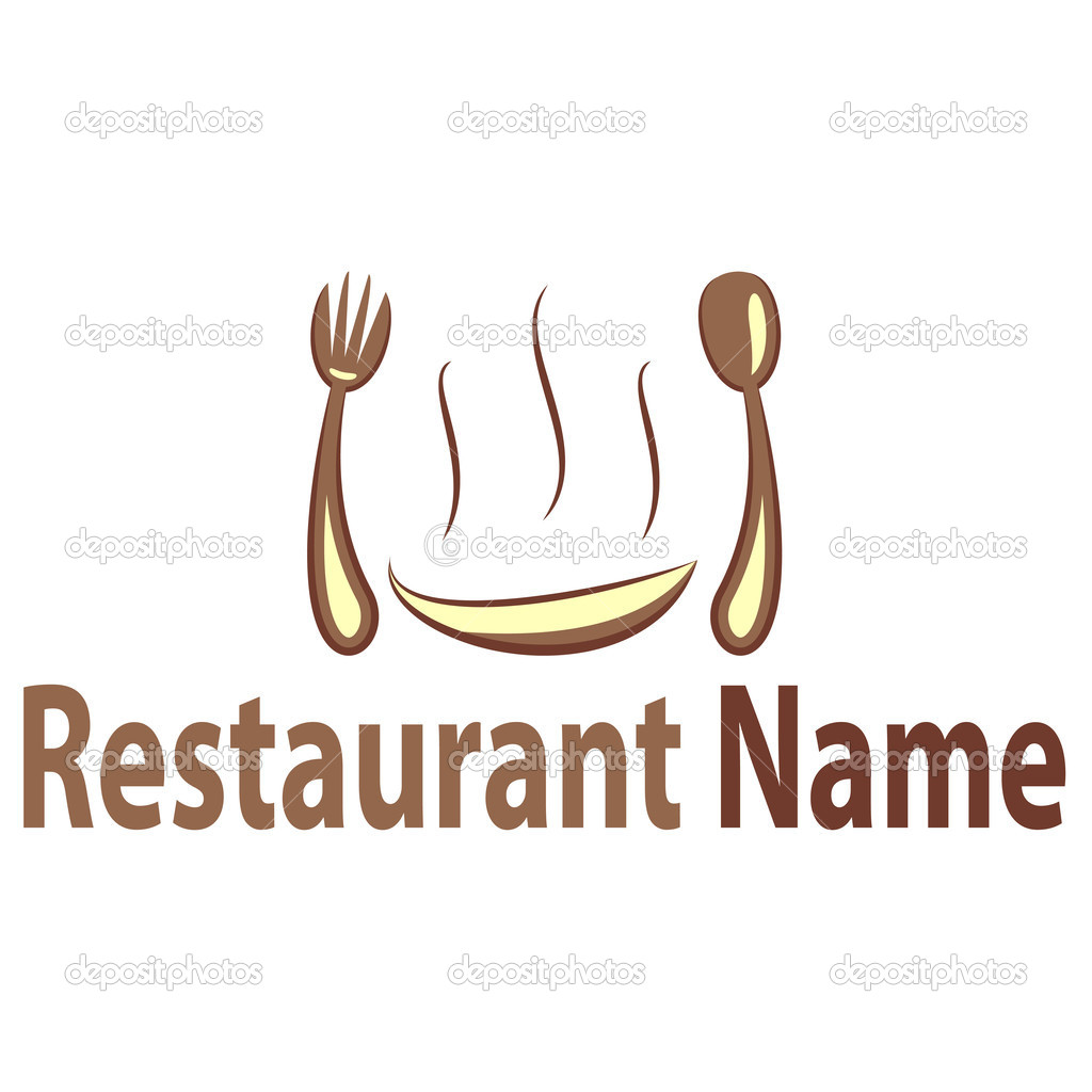 Logo restaurant — stock vector lereen