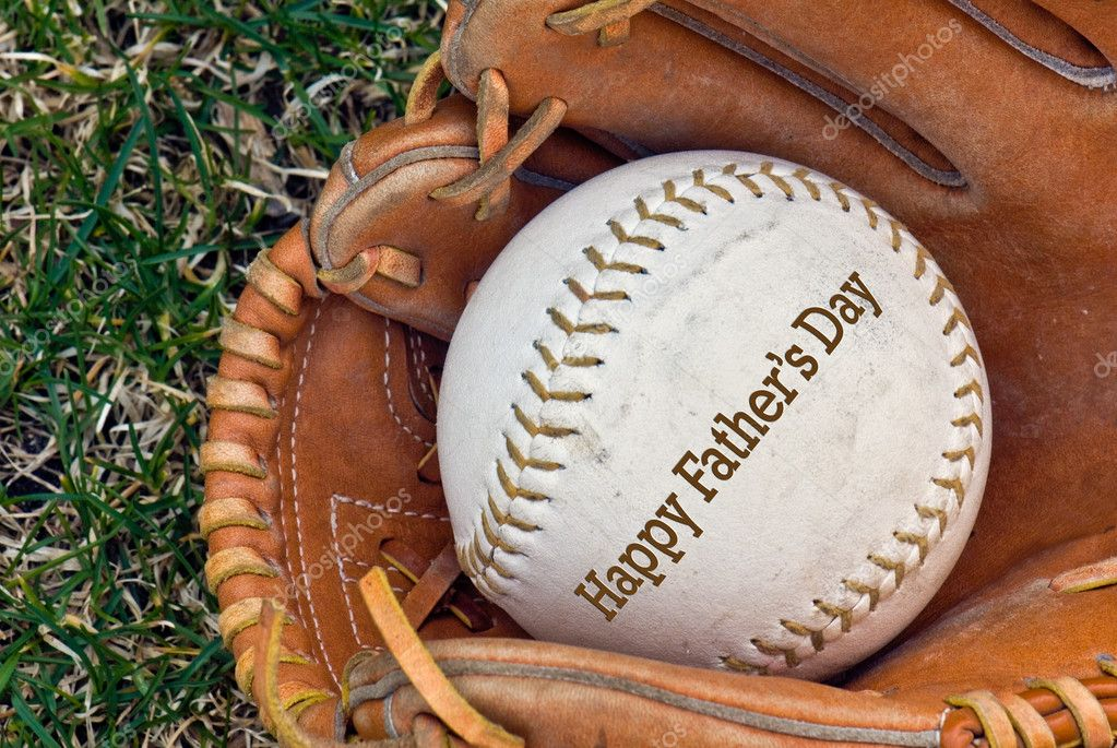 happy fathers day basebal - 1023×685