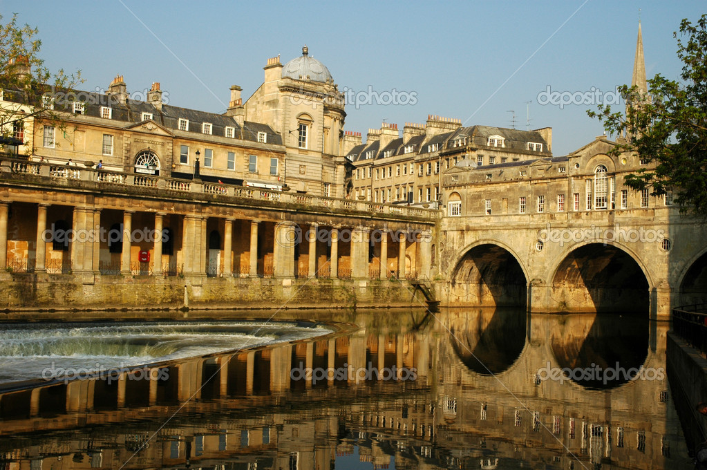 Historical town of Bath
