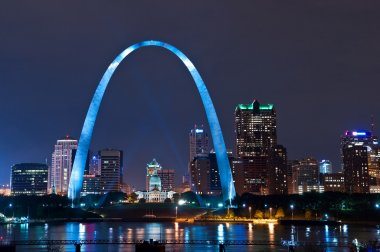 City of St. Louis.