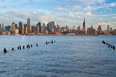 New York város.