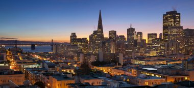 Image of San Francisco skyline